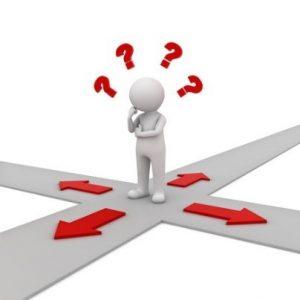 Kruispunt - keuzestress