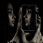 Wie ben ik? spiegelbeeld