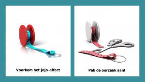 Jojo-effect bij afvallen