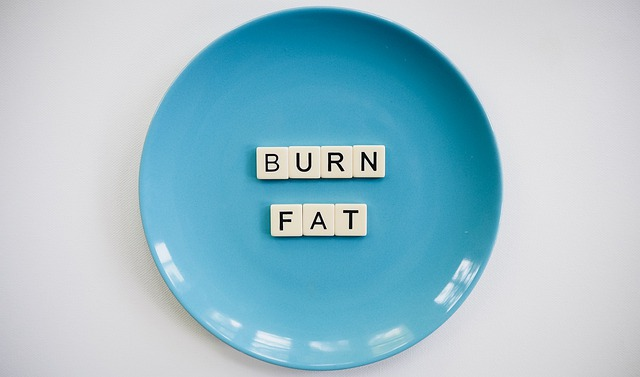 Verbrand vet - burn fat