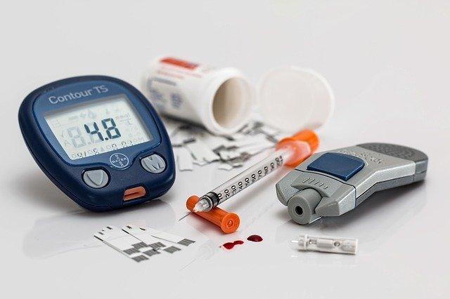 Diabetes prikpen