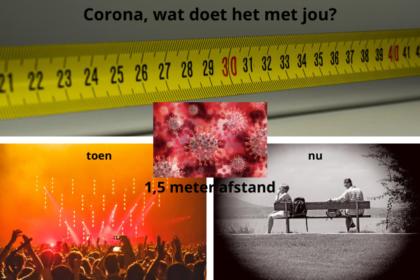 Corona, wat doet het met jou.
